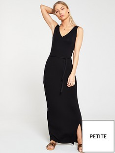 v-by-very-petite-petite-wrap-split-jersey-maxi-dress