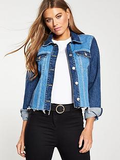 001e27dd46fb Blue | V by very | Coats & jackets | Women | www.littlewoodsireland.ie
