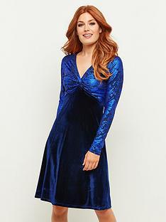 joe-browns-vivid-velvet-dress