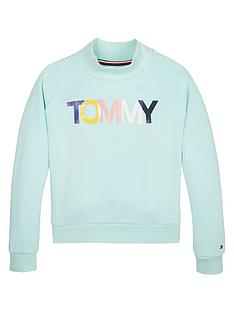 tommy-hilfiger-girls-logo-boxy-sweat