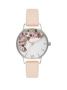olivia-burton-olivia-burton-enchanted-garden-white-with-silver-and-rose-gold-detail-floral-midi-dial-peach-leather-strap-ladies-watch
