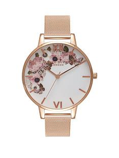 olivia-burton-olivia-burton-enchanted-garden-white-and-rose-gold-detail-floral-big-dial-rose-gold-stainless-steel-mesh-strap-ladies-watch
