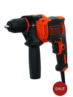 black-decker-blackdecker-710w-corded-hammer-drill-kitbox
