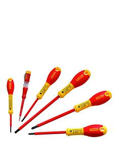 stanley-fatmax-stanley-fatmax-fully-insulated-6pc-screwdriver-set