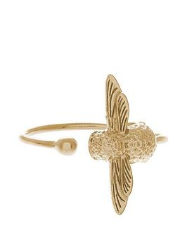 olivia-burton-18k-gold-plated-3d-bee-ring