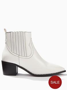 miss-selfridge-brooke-western-boot-white