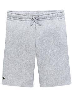 lacoste-sports-boys-sweat-shorts-grey