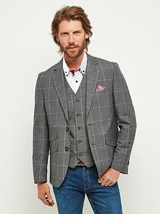 joe-browns-charmed-check-blazer