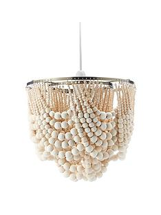 miller-wooden-bead-easy-fit-ceiling-light-shade