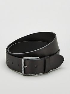 boss-casual-leather-belt-black