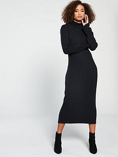 v-by-very-knitted-ribbed-jersey-dress