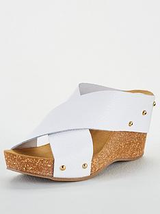 50eeecfdba7 Carvela Comfort Sooty Wedge Sandal