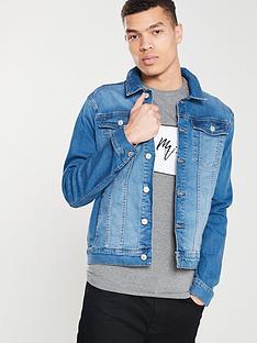 river-island-muscle-fit-denim-jacket