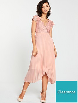 v-by-very-bridesmaidnbsplace-top-pleated-prom-dress-blush