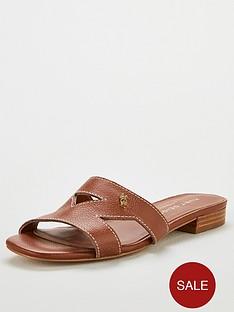 kurt-geiger-london-odina-flat-cut-outnbspsandals-brown