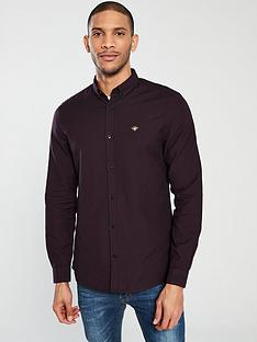 river-island-long-sleeve-berry-grindle-oxford-shirt