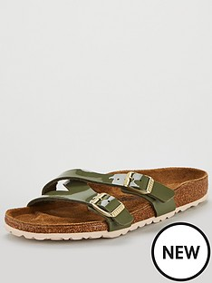 birkenstock-yao-balance-buckle-flat-sandals-khaki