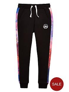 hype-boys-space-panel-jog-pants-black