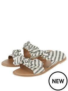 monsoon-samiranbsp2-band-bow-slide-sandals-stripe