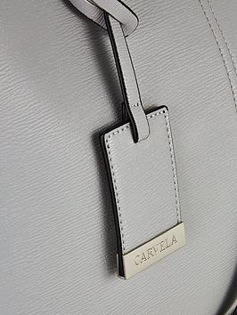 68615fb1f8bc Carvela Samantha Large Slouch Tote Bag - Light Grey. View larger