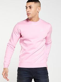 nike-sportswear-club-fleece-crew-neck-sweat-pinknbsp