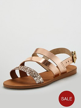 office-sweetheart-flat-sandals-pink