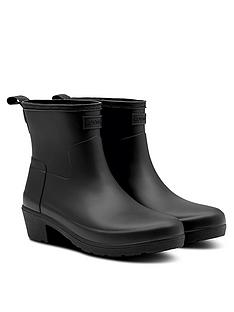 hunter-refined-low-heel-ankle-boots-blacknbsp