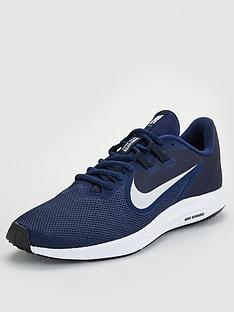 nike-downshifter-navywhite