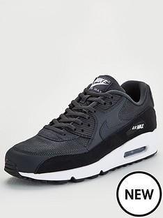 differently 72dc6 4b8b8 Nike Air Max 90 - Black