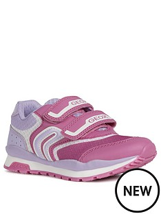 geox-girls-pavel-trainers-pink