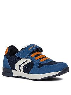 geox-alfier-boys-mesh-trainers-navy