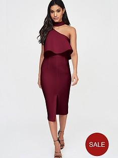 lavish-alice-lavish-alice-scuba-high-neck-one-shoulder-midi-dress