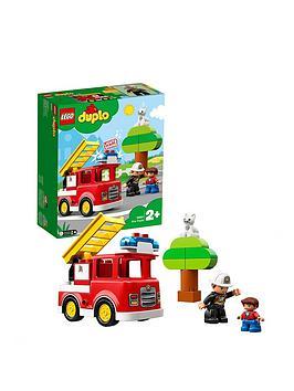 lego-duplo-10901-fire-truck