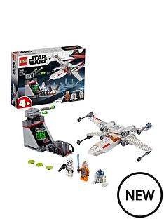 lego-star-wars-75235nbspx-wing-starfightertrade-trench-run