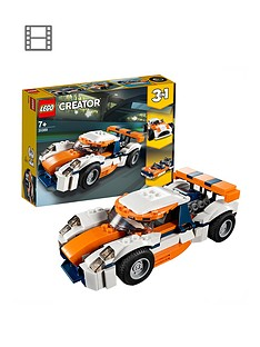 lego-creator-31089-sunset-track-racer-car