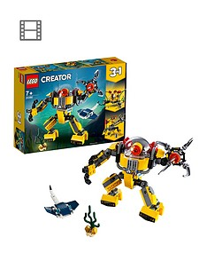 lego-creator-31090nbspunderwater-robot