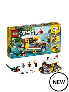 lego-creator-31093nbspriverside-houseboat
