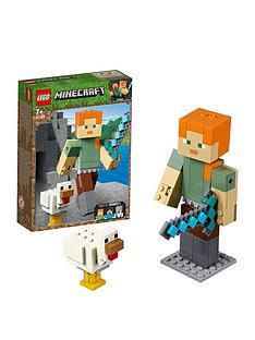 lego-minecraft-alex-bigfig-with-chicken
