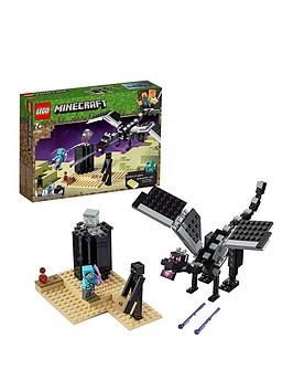 lego-minecraft-21151nbspthe-end-battle