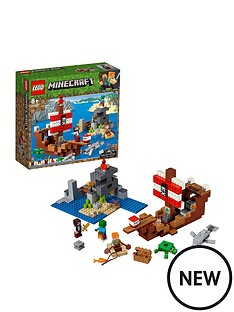 lego-minecraft-21152-the-pirate-ship-adventure