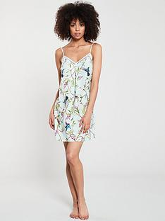 b-by-ted-baker-highgrovenbspcaminbspchemise-green