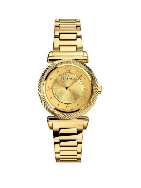 versace-versace-v-motif-gold-sunray-35mm-dial-gold-ip-stainless-steel-bracelet-ladies-watch