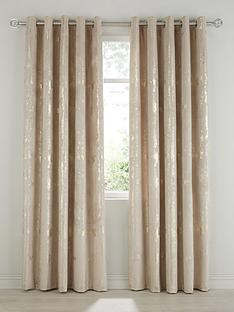 michelle-keegan-home-embossed-velvet-eyelet-curtains