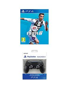 playstation-4-fifa-19-with-jet-black-dualshocknbspwireless-controller