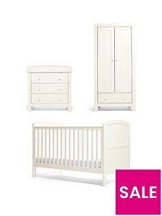 mamas-papas-dover-cotbed-dresser-wardrobe