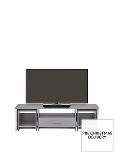 riga-multinbspfunctional-tv-unit-with-mirror-effect-drawer-front-fits-up-to-60-inch-tv