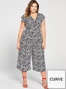 ax-paris-curve-zebra-print-jumpsuit-blackwhite