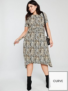 v-by-very-curve-geo-print-d-ring-belted-jersey-dress-multi