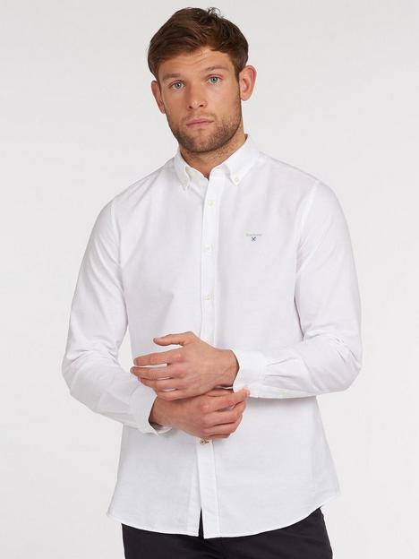 barbour-oxford-tailored-shirt-white