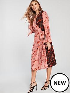 lost-ink-mixed-floral-print-wrap-midi-dress-pinknbsp